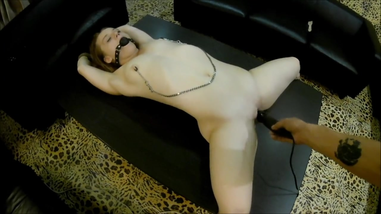 Lesbian Tied Up Facesitting